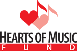 Hearts of Music Concert – Sunday, December 18th at 7 p.m.