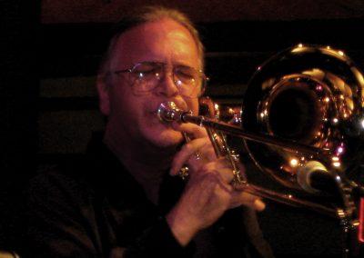 Bill Reichenbach Live Jazz Photo