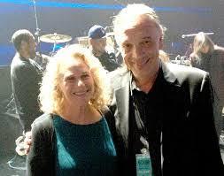 Carol King and Bill