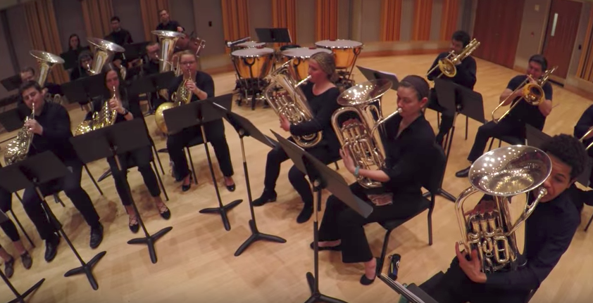Bill's Arrangements Played/Recorded by Upstate Brass Band