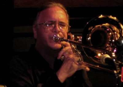 Bill Reichenbach Live Jazz Photo