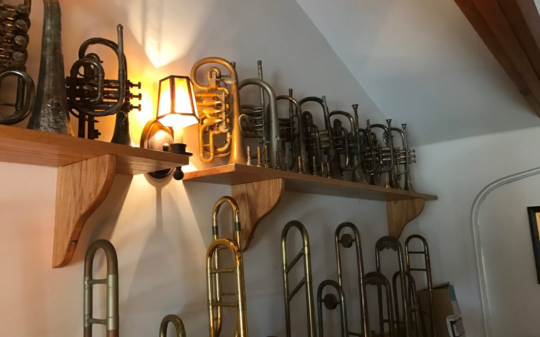 Bill's Instrument Collection