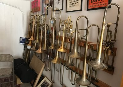 Another Wall of Trombones